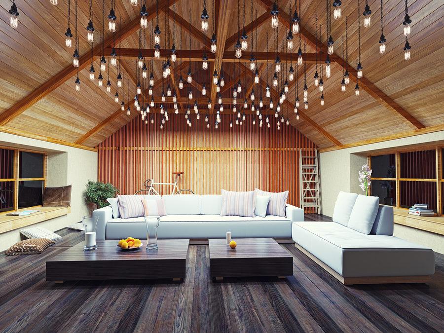 Die Meisterklasse des Dachbodenausbau
